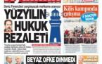 21 Nisan 2012 Cumartesi Gazete Manşetleri