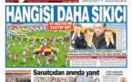 30 Nisan 2012 Pazartesi Gazete Manşetleri