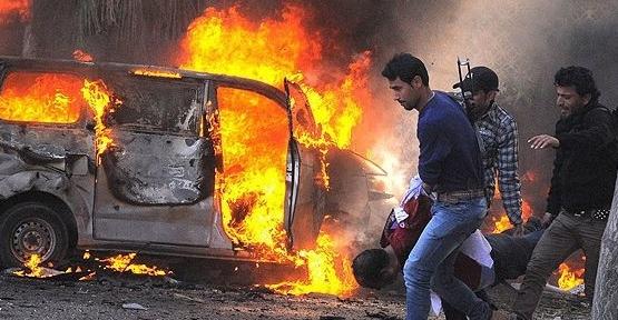 13 bomba yüklü araç patlatıldı: 68 ölü, 143 yaralı!