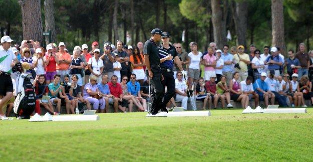 Antalya'da dünyanın en iyi golfçüleri mücadele edecek