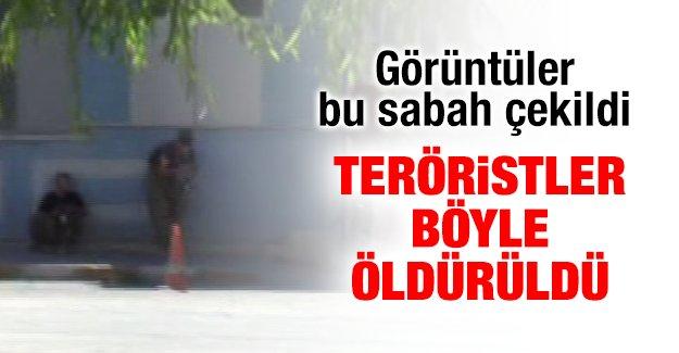 Tunceli'de çatışma! 2 PKK'lı öldürüldü, 1 şehit var