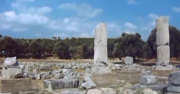 Türkiye'deki arkeolojik değerlerin korunması için imza kampanyası başlatıldı