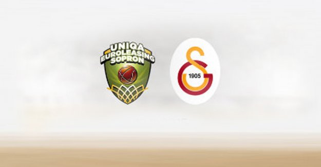 Uniqa Sopron 60- 76 Galatasaray