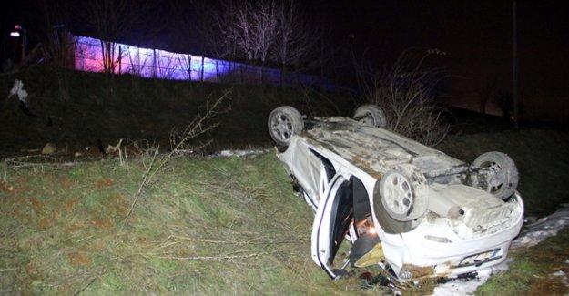 Cenaze dönüşü feci kaza: 5 yaralı