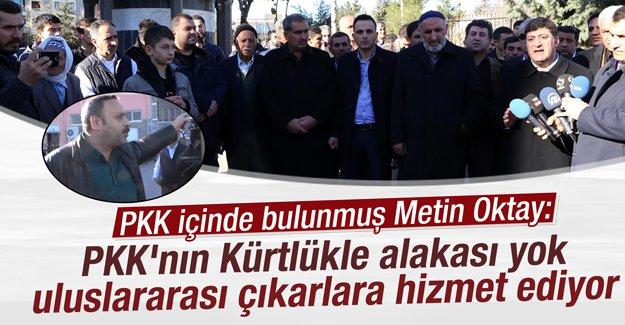 Diyarbakır'dan PKK'ya tepki