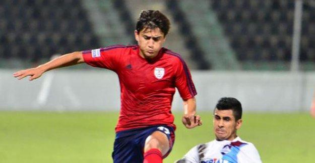 Medipol Başakşehir'in gözü Altınordu futbolcusu Cengiz'de
