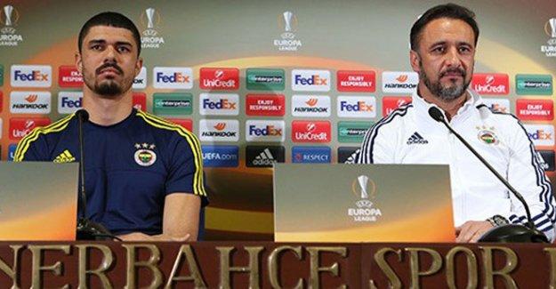 Pereira ve Fabiano açıklamalarda bulundu