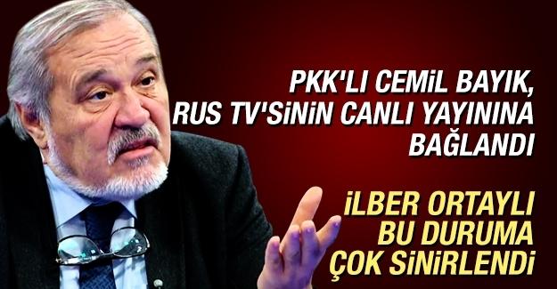 """""""Rus TV'si yüzünden içine edilen bir gece"""""""
