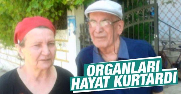 77 yaşındaki Nergiz'in organları hayat kurtardı