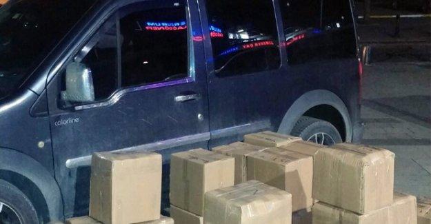 İstanbul'da sahte ve kaçak içki operasyonu