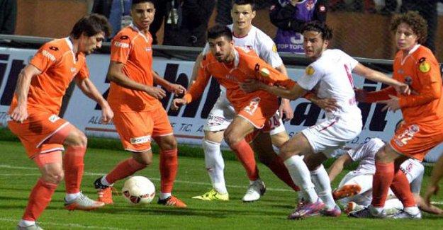 Adanaspor-Balıkesirspor: 1-0