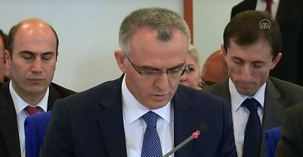 Meclis Plan ve Bütçe Komisyonu 2016 yılı bütçe tasarısını görüşüyor