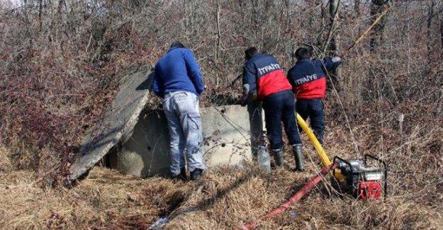 'Oğlumu öldürüp gömdüler' iddiası
