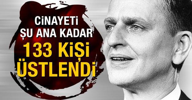 Olof Palme cinayetini 133 kişi üstlendi