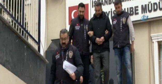 Tasmasız köpek kavgasında iş adamını öldüren zanlı yakalandı
