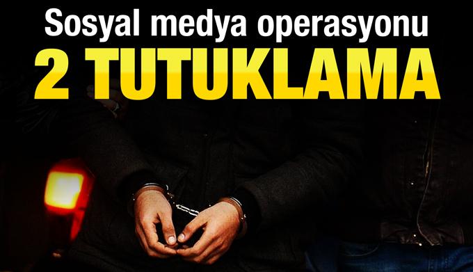 """Rize'de sosyal medyadan """"terör propagandası"""" iddiası: 2 kişi tutuklandı"""