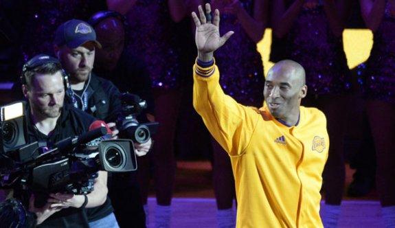 NBA'den Kobe'ye duygusal veda mektubu