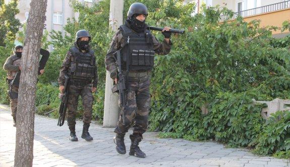 Elazığ'daki terör operasyonunda 7 gözaltı