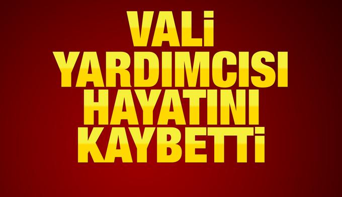 Kahramanmaraş Vali Yardımcısı Ferhat Kurtoğlu kurtarılamadı