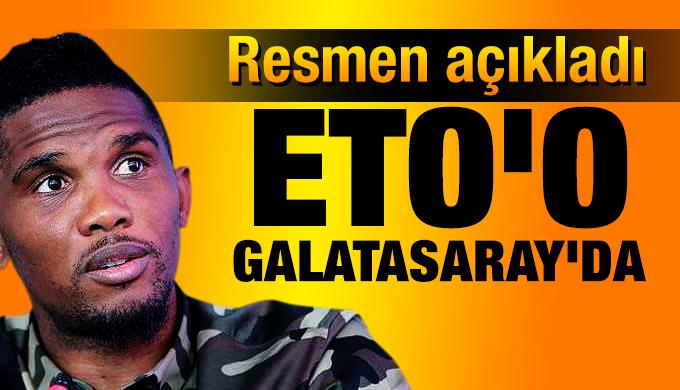 Güntekin Gencer: Eto'o'yu Galatasaray'a verdim