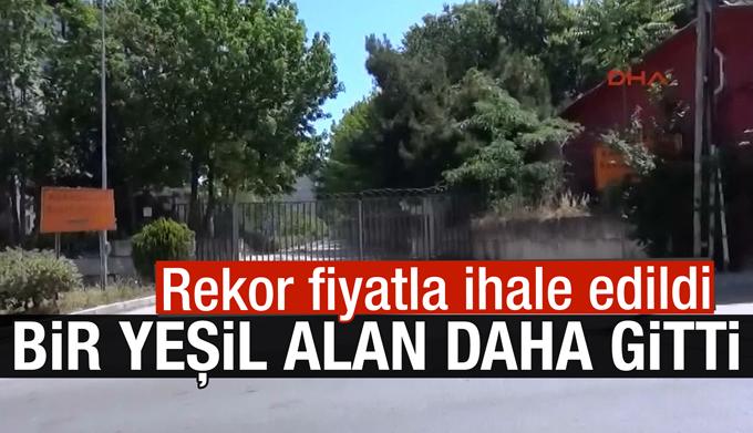 İstanbul Maltepe'deki karayolları arazisi rekor fiyata ranta kurban gitti