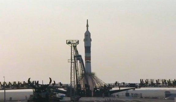 Rus uzay aracı Soyuz, Kazakistan'dan başarıyla fırlatıldı