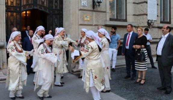 Budapeşte'de KKTC kültür gününe büyük ilgi