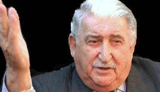 Mersin'in eski Belediye Başkanı Kaya Mutlu hayatını kaybetti