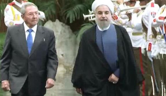 Ruhani: Küba, sömürgeciliğe karşı mücadelenin simgesidir