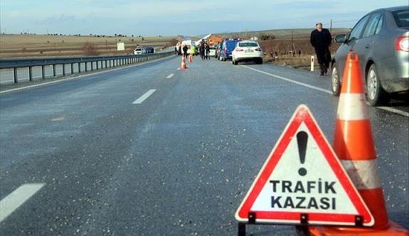 15 Temmuz Köprüsü'ndeki kaza trafiği felç etti