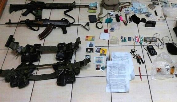 1 milyon TL para ödülü konan terörist ölü ele geçirildi