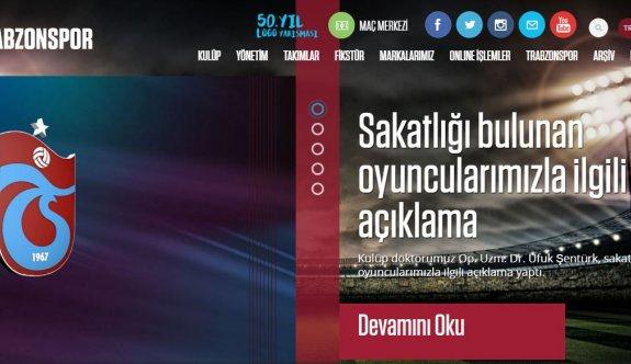 Trabzonspor'dan sakat oyuncuların son durumuyla ilgili açıklama