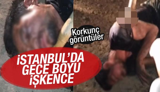 İstanbul Sultanbeyli'de iki kişiye işkence yapıldı