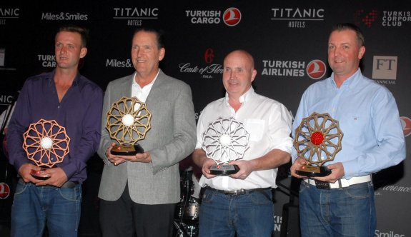 Turkish Airlines World Golf Cup sona erdi