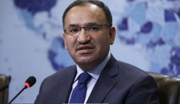 Adalet Bakanı Bekir Bozdağ: 2 Bin 750 Personel Alımı Yapacağız