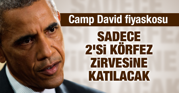 Camp David fiyaskosu