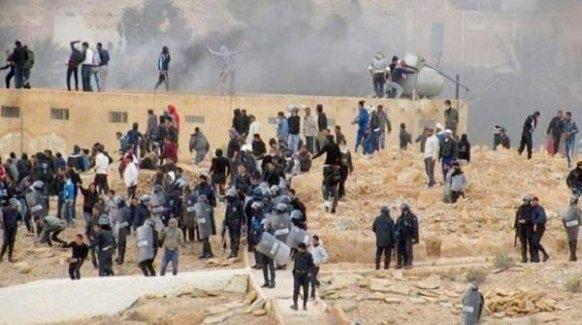 Cezayir'de etnik çatışma