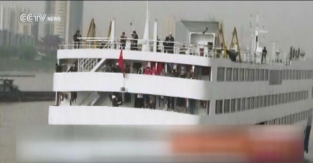 Çin'deki gemi kazasında ölü sayısı artıyor