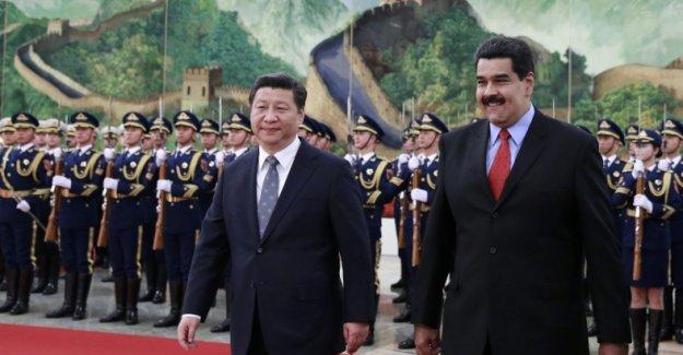 Çin Venezuela'ya Yatırım Yapacak