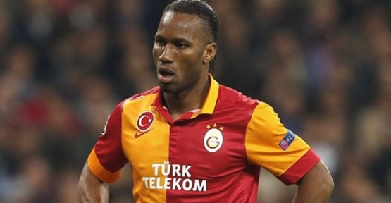 Drogba derbide zor