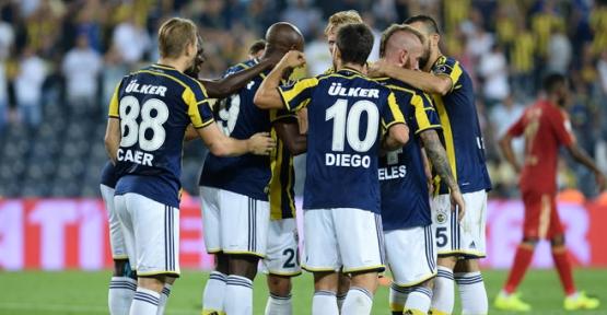 Fenerbahçe yaralarını saracak