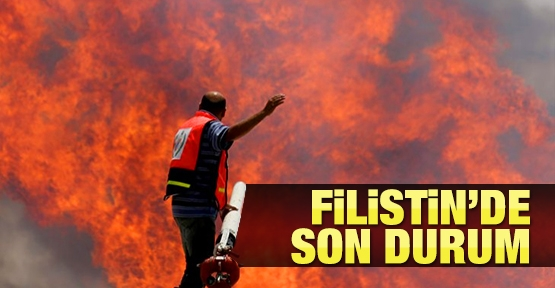 Filistin'de son durum