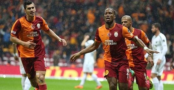 Galatasaray'da galibiyet izni