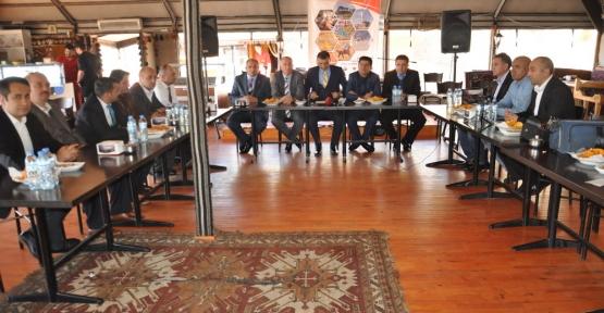 Kars Ardahan Iğdır Tanıtım Günleri Toplantısı