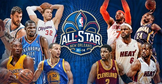 NBA All Star ilk 5'leri belli oldu