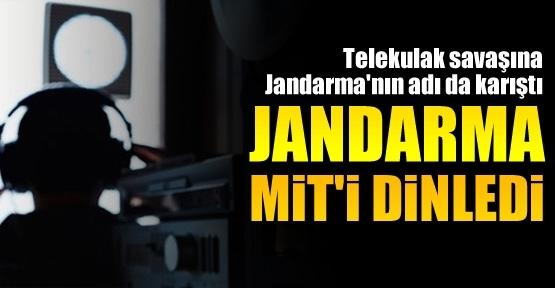 Telekulak savaşına  Jandarma'nın adı da karıştı