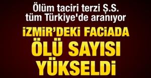 İzmir#039;deki faciada ölü sayısı...