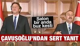 Dışişleri Bakanı Mevlüt Çavuşoğlu'ndan...