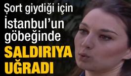 İstanbul'un göbeğinde otobüste genç hemşire şort giydi diye saldırıya uğradı