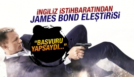 İngiliz istihbaratından James Bond...